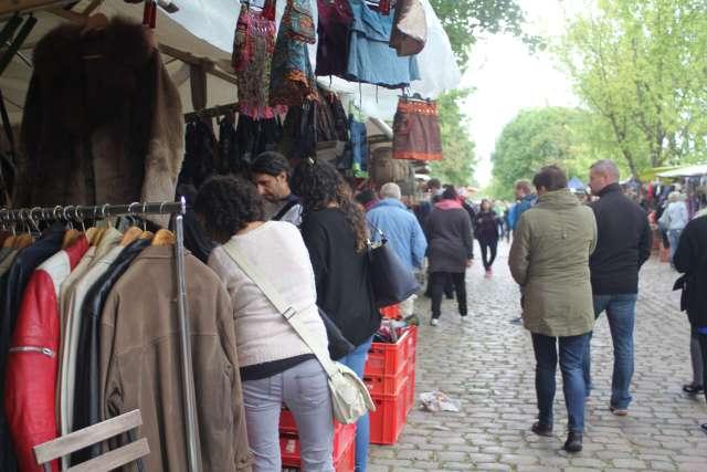 Maur Park flea market