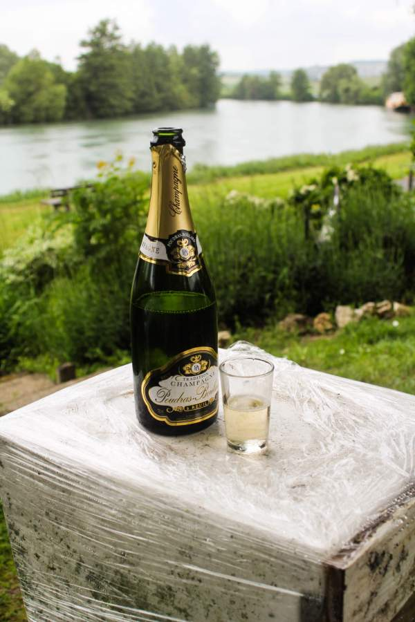 Epernay, Champagne, France