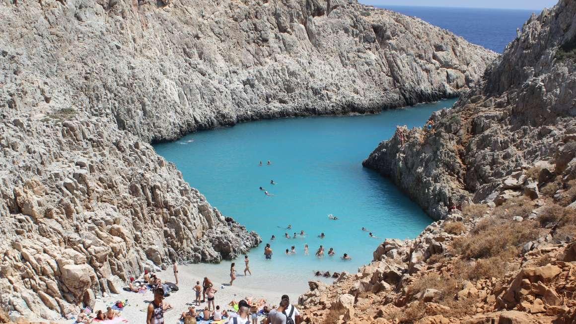 Seitan Lemania Crete