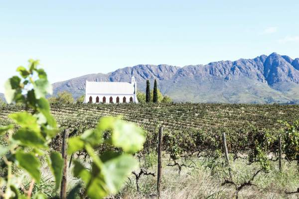 A Weekend Away to Tulbagh