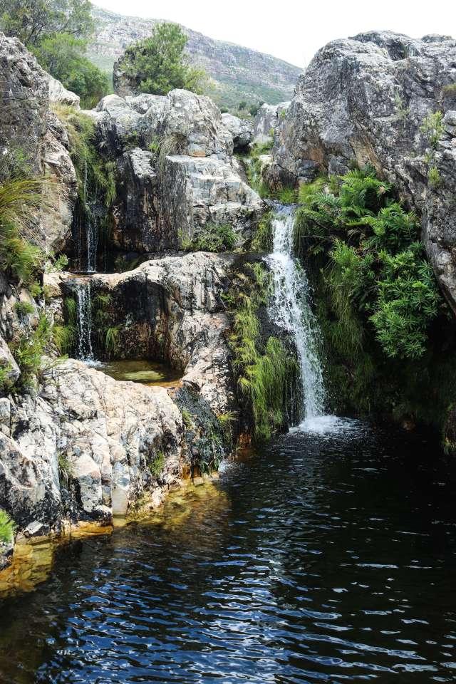 Bainskloof Waterfall Hike
