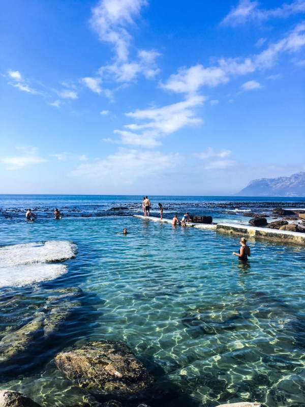 Best Tidal Pools in Cape Town