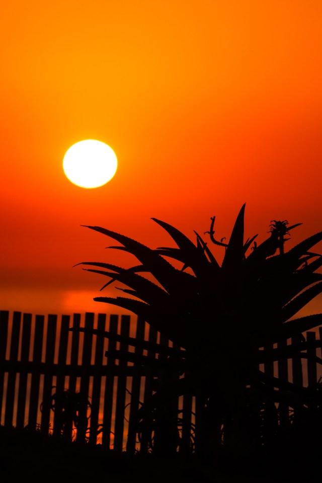 Mdumbi sunrise