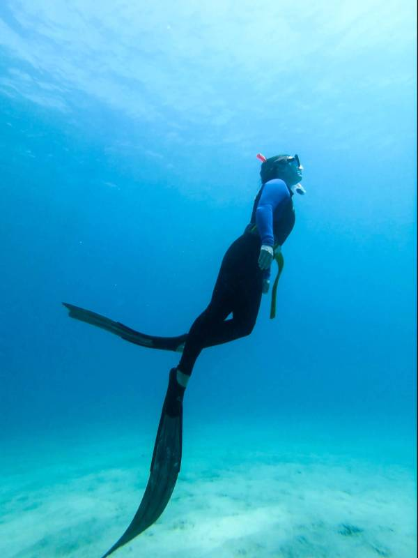 Best Freediving Sites in Cape Town