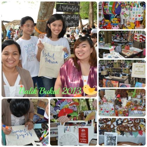 Balik Bukid Stalls