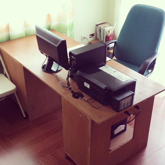 WAHM Office
