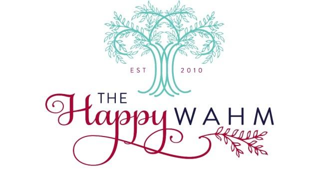 Presenting… The Happy WAHM Logo!