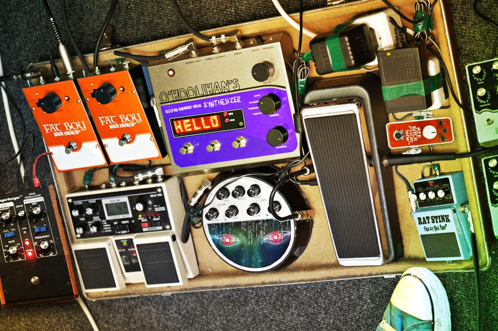 EHX.com | Post your Pedalboard | Electro-Harmonix Forums