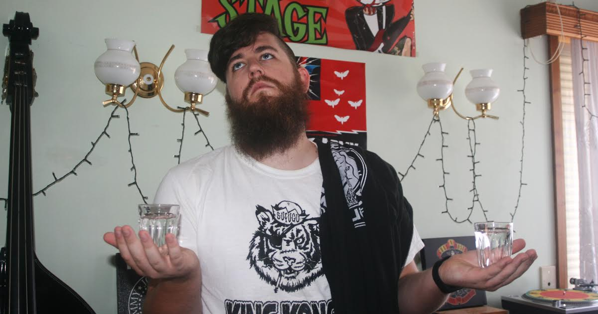 Straight Edge Jesus Turns Water into Smug Sense of Superiority