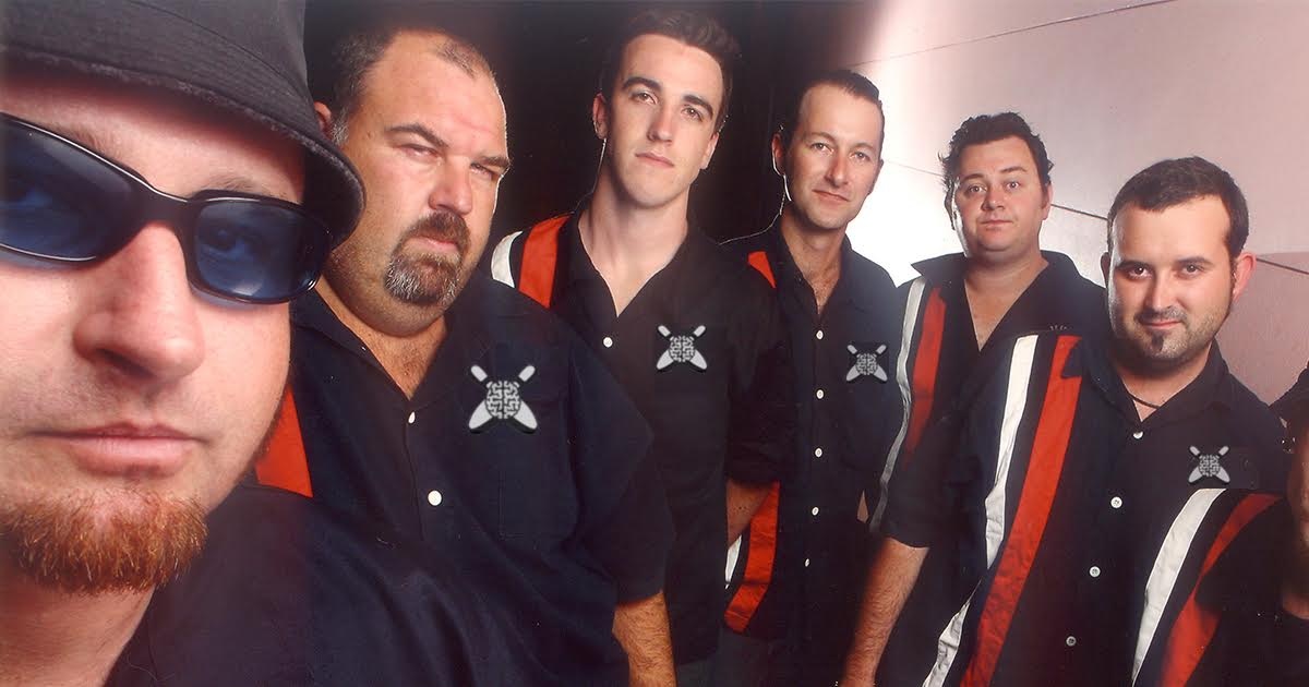 Ten Dudes in Bowling Shirts Actually Just a Ska Band
