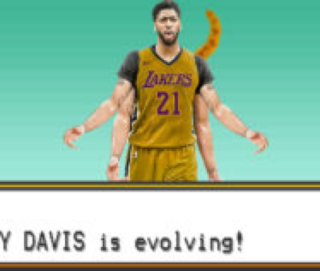Anthony Davis Evolves After Being Traded