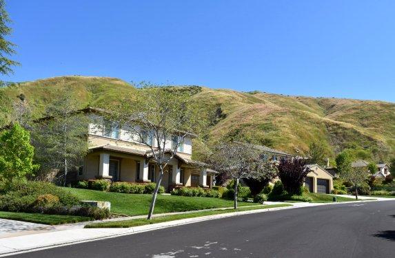 Chapman Heights Homes Yucaipa California