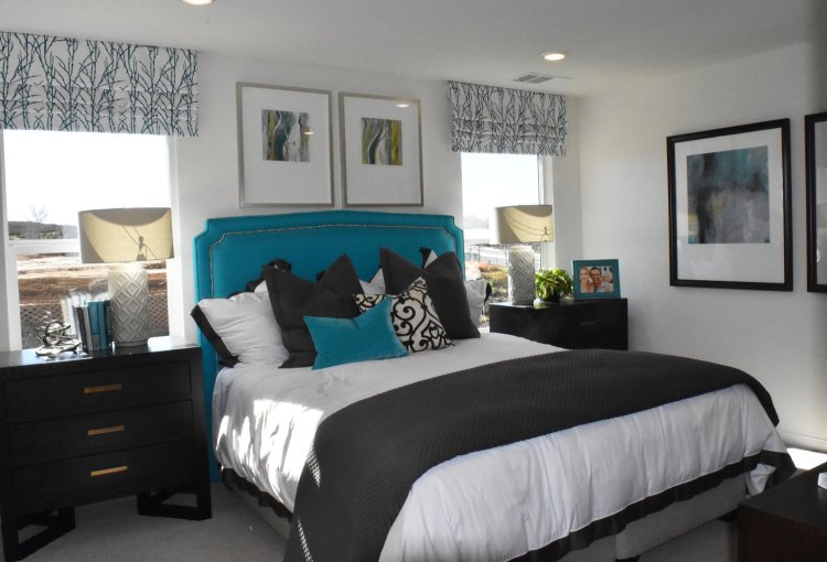 Cherry Blossom Bedroom Beaumont Ca