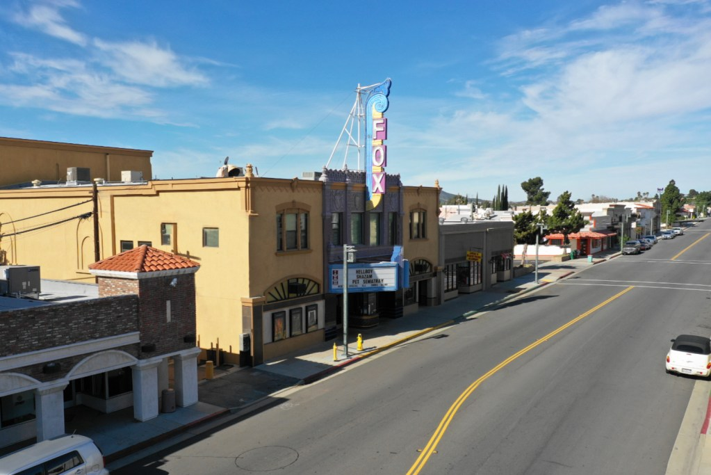 The Fox Theatre-Banning Ca