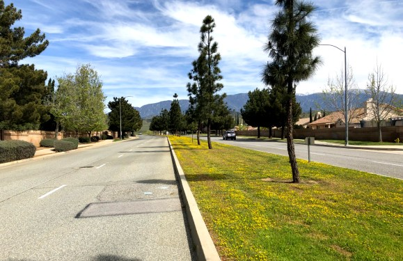 Highland Estates Street View-Banning-California