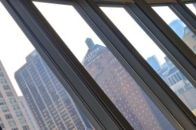 view from nomi kitchen - photo courtesy of The Harrises of Chicago