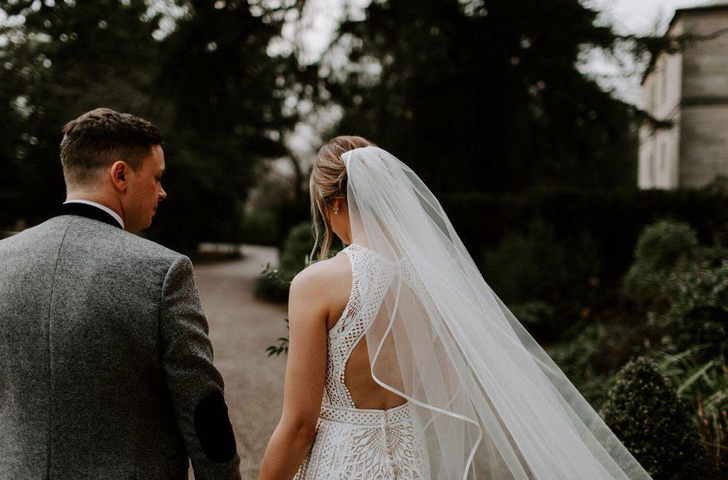 Rebecca & Kristian   A Georgian Country Estate Wedding