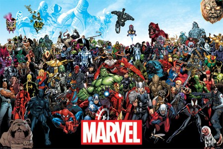 The Marvel Universe's Amazing Culmination – The Informer