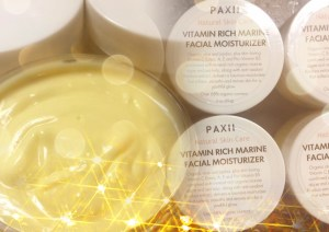 Paxii skin care products