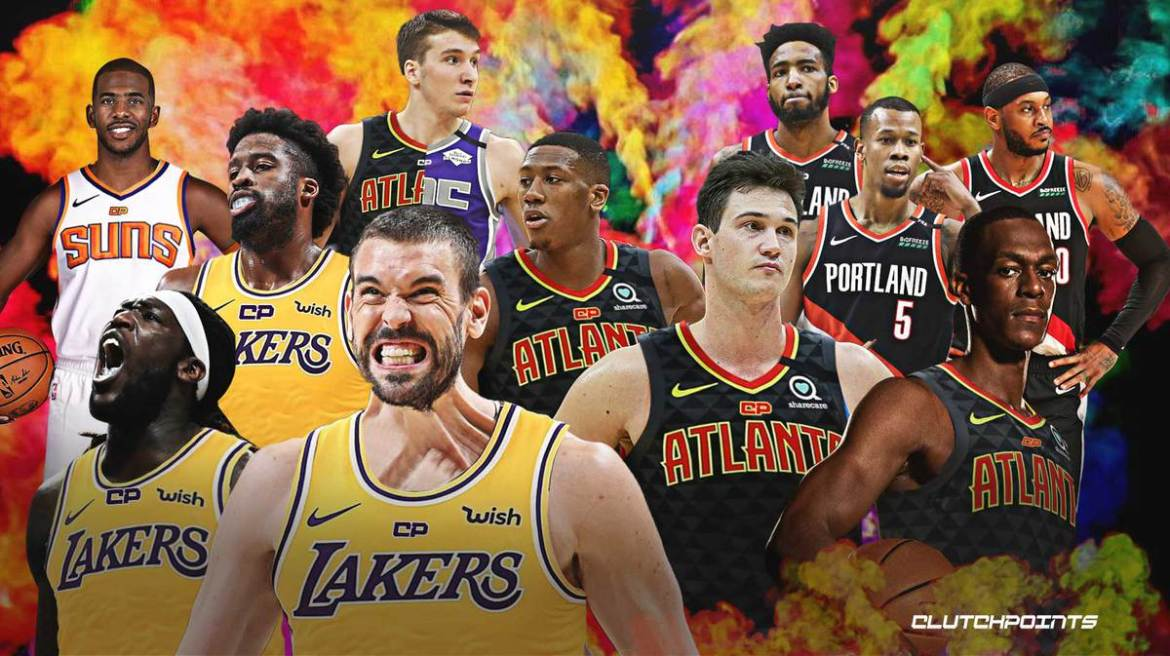 Survival of The Fittest: NBA 2020 FA