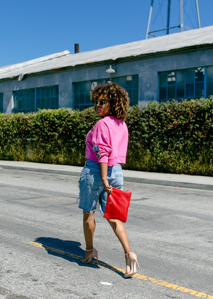 An Element of Chic in Everything: The Hautemommie