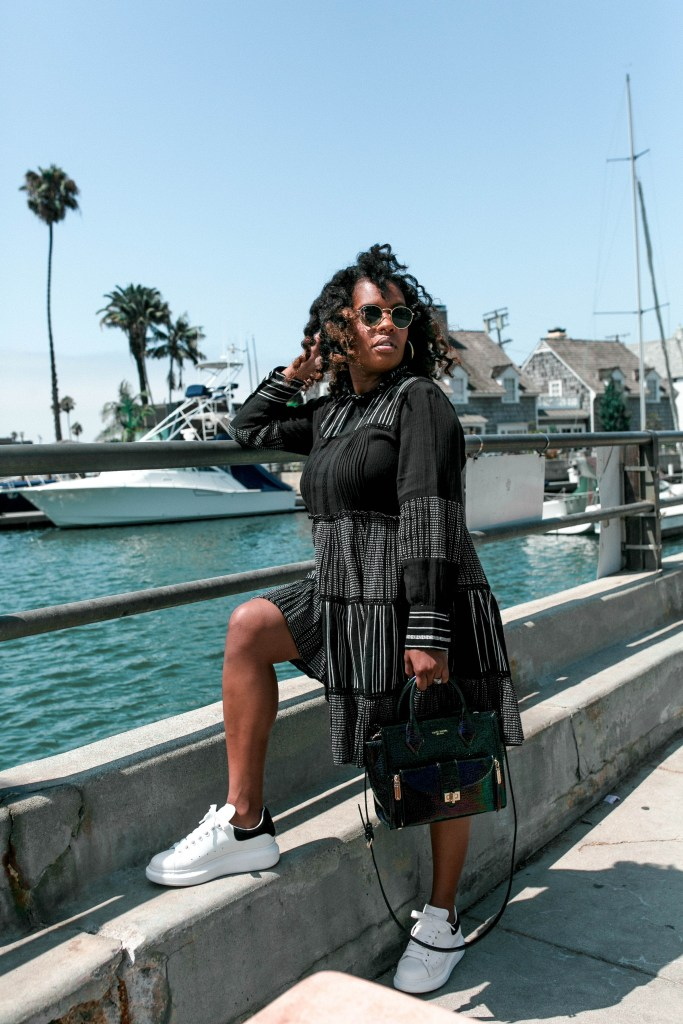 Keeping An Element of Chic In Everything: The Hautemommie