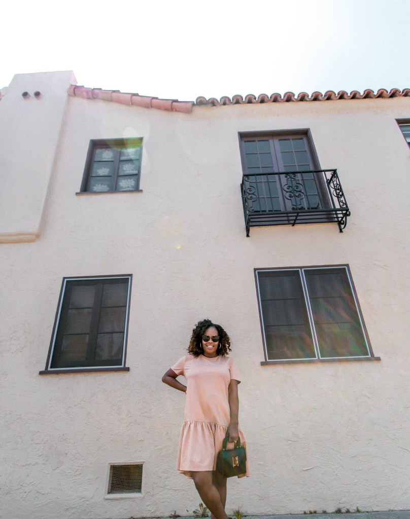fashion blogger, LA blogger, style, Black girl blog, natural hair