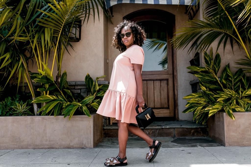 fashion blogger, LA blogger, style, Black girl blog, Marni