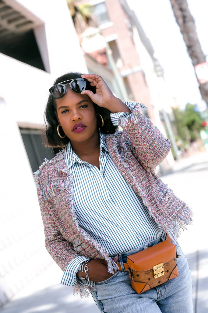 It's all about picking the right fabric to master the art of layering, Hautemommie shares her tips!