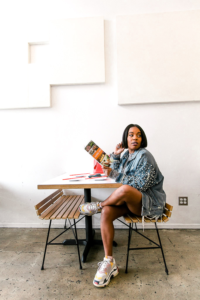 The Hautemommie: A Stylish Long Beach blogger