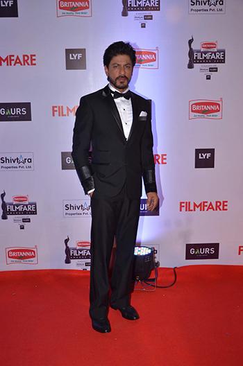 Image result for shahrukh filmfare awards