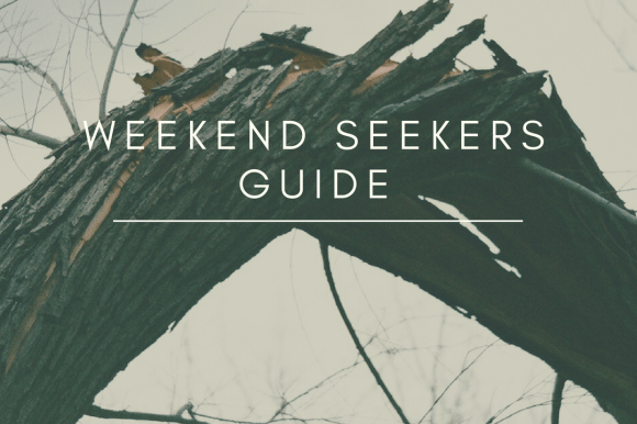 Weekend Seekers Guide: November 16th-19th