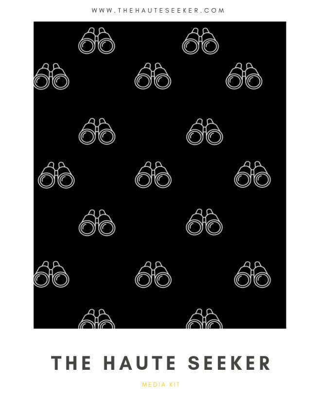 The Haute Seeker Media Kit