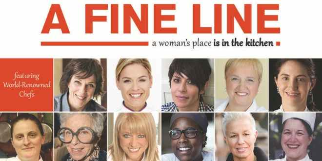 A Fine Line movie poster featured in ways to celebrate Women's History Month in Chicago on The Haute Seeker