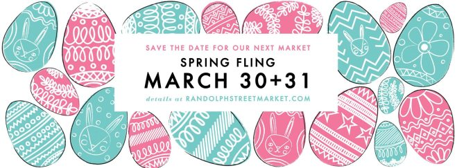 Randolph Street Market featured in Weekend Seekers Guide of Things to Do in Chicago March 28th - 31st