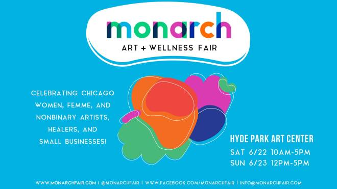 Monarch at the Hyde Park Art Center feature in The Haute Seeker Chicago June Events Guide 2019