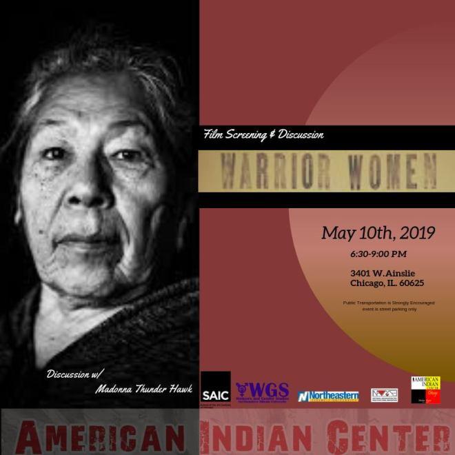 Warrior Women-American Indian Center-featured-The Haute Seeker