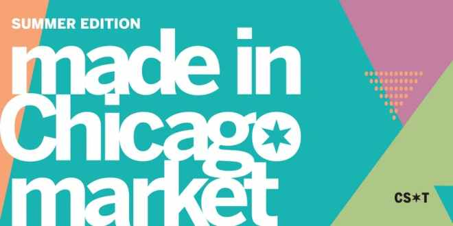 Summer Made in Chicago Market featured in August Events Guide 2019 on The Haute Seeker
