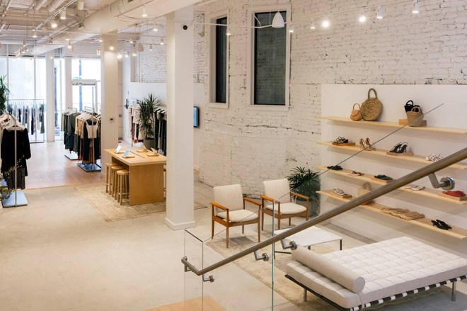 Reformation Clothing store as featured on The Haute Seekers September 2019 Chicago Events Guide