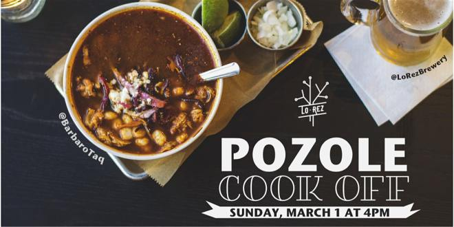 Pozole Cook Off as featured onThe Haute Seeker