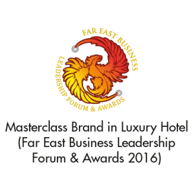 Masterclass Brand of the Year (Far East Business Leadership Awards 2016)