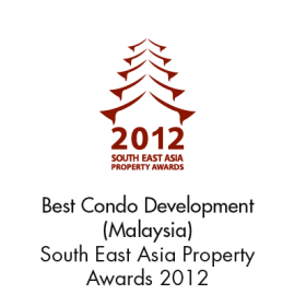 Best Condo Development - Malaysia (SEA Property Awards 2012)