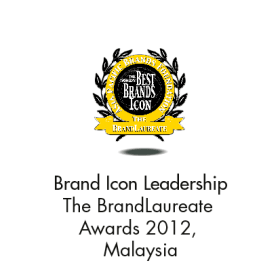 Icon Leadership (The BrandLaureate Award 2012)