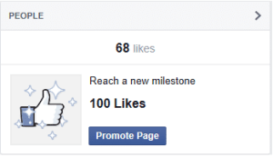 The Facebook milestone that temporarily threw me for a loop.