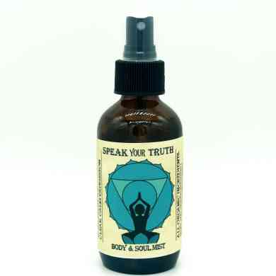 speak your truth throat chakra spray