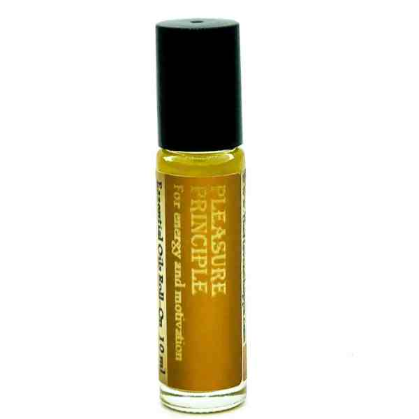 pleasure principle essential oil roll on for sacral chakra