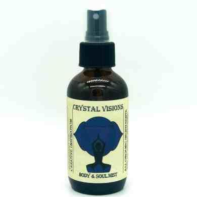 crystal visions third eye chakra spray