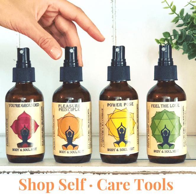 Shop Self Care Tools