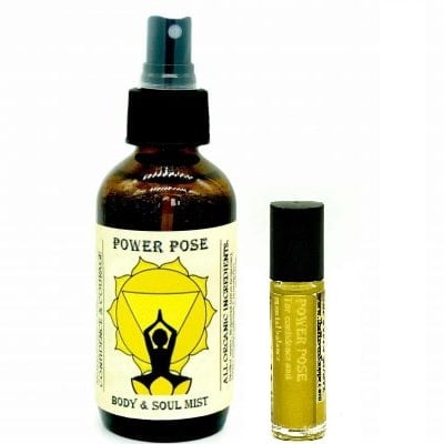 Power Pose aromatherapy set