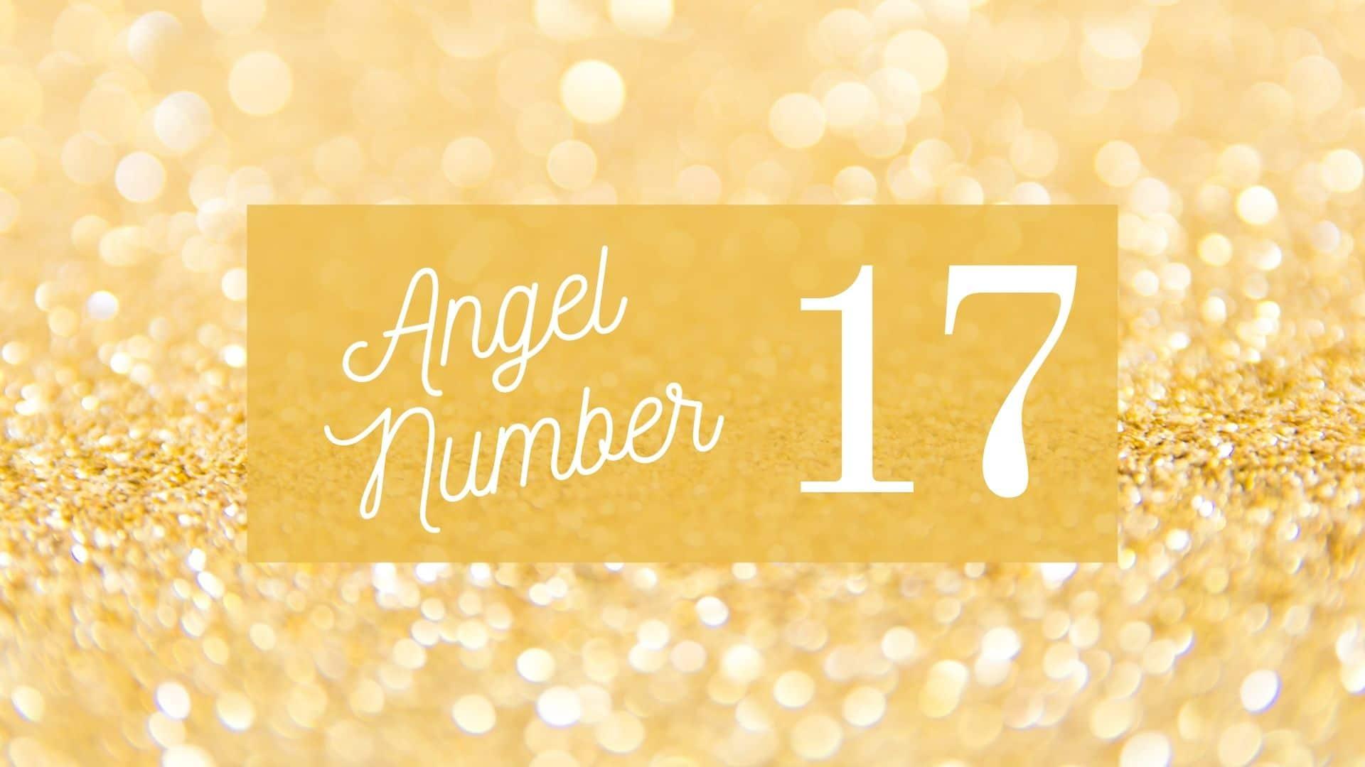 angel number 17